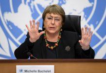 Michelle Bachelet habló con Estados Unidos - Michelle Bachelet habló con Estados Unidos