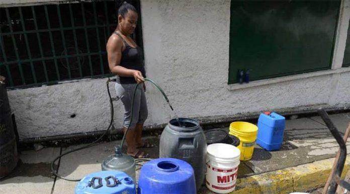 Gran Caracas pasará 12 horas sin agua - Gran Caracas pasará 12 horas sin agua