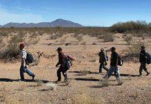 Rescataron a 87 venezolanos extraviados en el desierto de Arizona