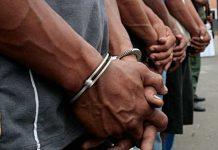 Capturaron a dos sujetos solicitados por varios delitos en Valencia