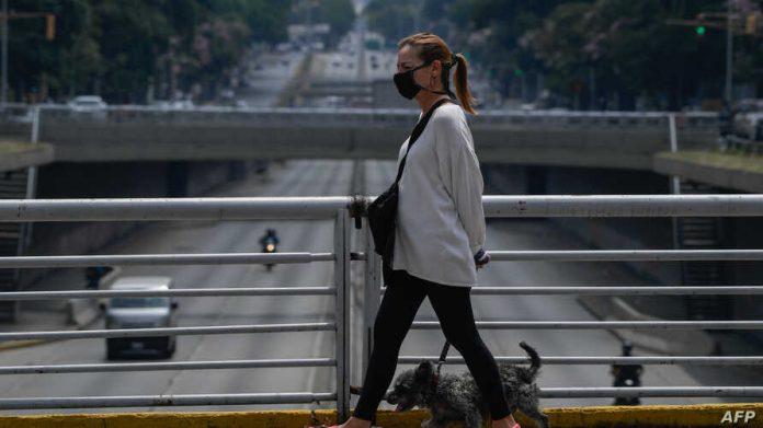 Venezuela registró 1.101 nuevos casos de Covid-19