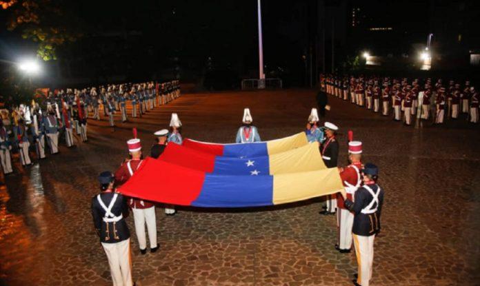 Venezuela conmemora 221 años del 19 de abril de 1810 - Venezuela conmemora 221 años del 19 de abril de 1810