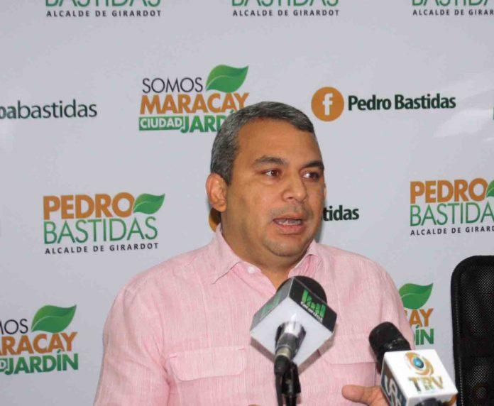 Pedro Bastidas - Pedro Bastidas
