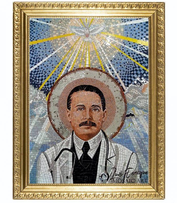 Reliquia del Dr. José Gregorio Hernández - Reliquia del Dr. José Gregorio Hernández