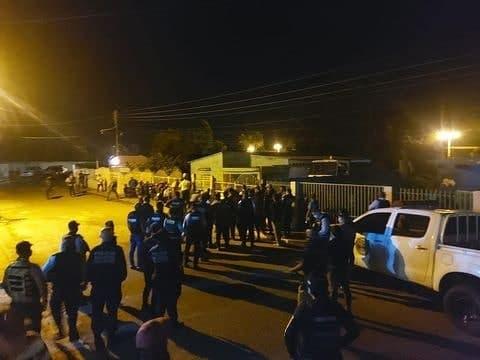 Situación de rehenes en Ciudad Bolívar - Situación de rehenes en Ciudad Bolívar