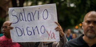 Salario integral de trabajadores públicos en Venezuela