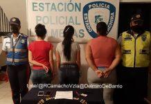 Tres mujeres detenidas por trata de menores - Tres mujeres detenidas por trata de menores