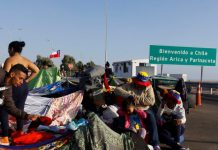 expulsión masiva de venezolanos en Chile