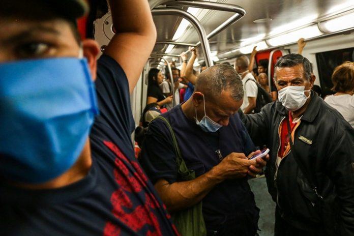Venezuela registró 995 nuevos casos de Covid-19