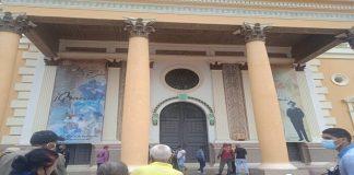 hombre roció con gasoil a sus hijos en la Basílica