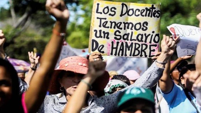 Desigualdad socioeconómica en Venezuela clase media