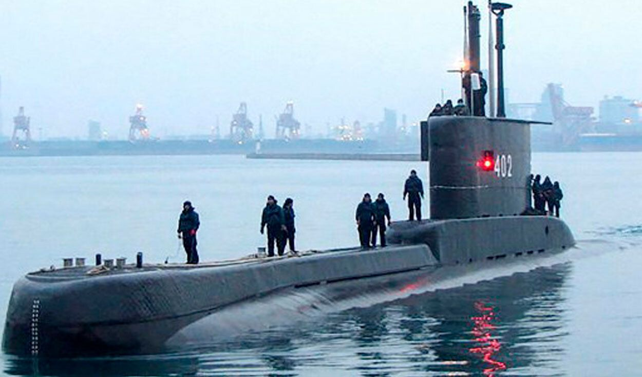 Submarino de Indonesia - Submarino de Indonesia
