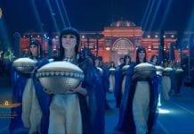 Desfile faraónico de momias en El Cairo - Desfile faraónico de momias en El Cairo