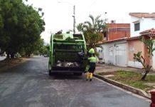 Recolección de basura en San Diego - Recolección de basura en San Diego
