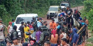 Cuatro indígenas asesinados por control de minas en Bolívar - Cuatro indígenas asesinados por control de minas en Bolívar