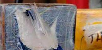 Incautan 277 kilos de cocaína en Honduras - Incautan 277 kilos de cocaína en Honduras