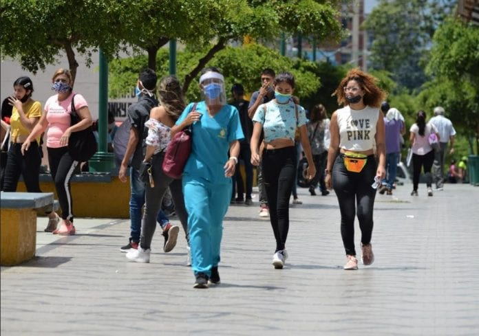 Reporte del COVID 19 en Venezuela - Reporte del COVID 19 en Venezuela