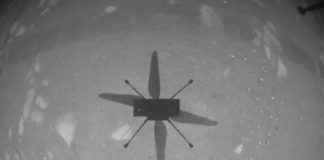 Helicóptero Ingenuity - Helicóptero Ingenuity