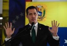Juan Guaidó anunció que se recuperó