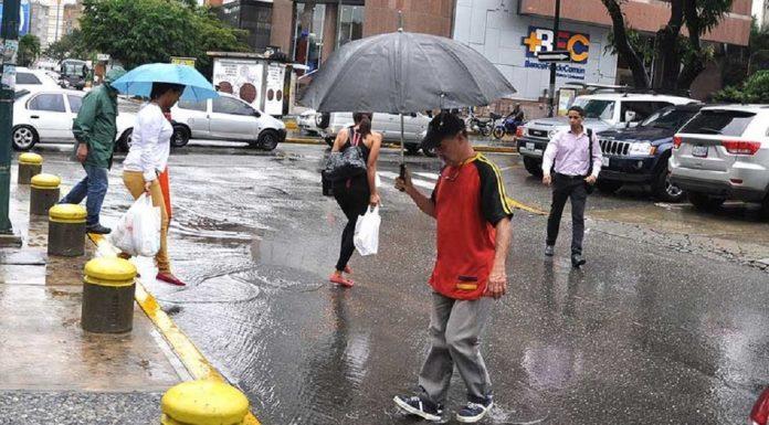 lluvias dispersas - lluvias dispersas