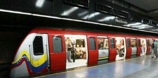 Reportan fuerte explosión en línea 1 del Metro de Caracas - Reportan fuerte explosión en línea 1 del Metro de Caracas