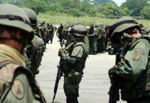 Ocho militares muertos en enfrentamientos contra Farc en Apure - Ocho militares muertos en enfrentamientos contra Farc en Apure