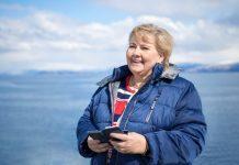 Multan a la primera ministra noruega - Multan a la primera ministra noruega