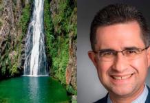 Muere Médico venezolano al caer del Salto de Aguas Blancas