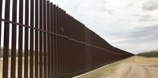 Muro fronterizo de Estados Unidos - Muro fronterizo de Estados Unidos