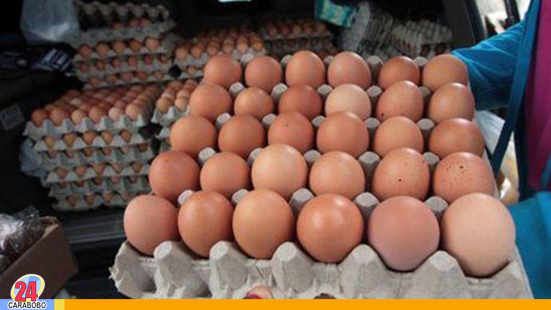 Precio de huevos - Precio de huevos