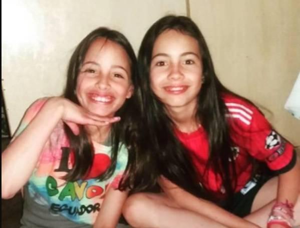 Dos niñas venezolanas desaparecidas en Quito
