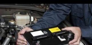 robando baterías - robando baterías