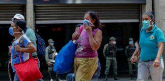 Venezuela registró 1.142 nuevos casos de Covid-19
