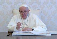Papa pide solidaridad con Haití