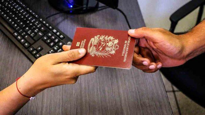 Saime publicó nuevos precios de pasaporte - Saime publicó nuevos precios de pasaporte