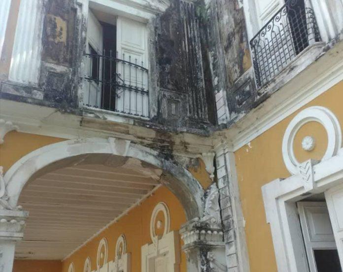 Historiadores de Carabobo piden atención a Quinta Villavicencio - Historiadores de Carabobo piden atención a Quinta Villavicencio