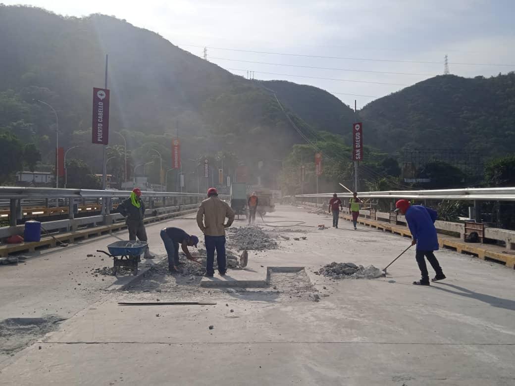 Rampa del Viaducto La Cabrera - Rampa del Viaducto La Cabrera