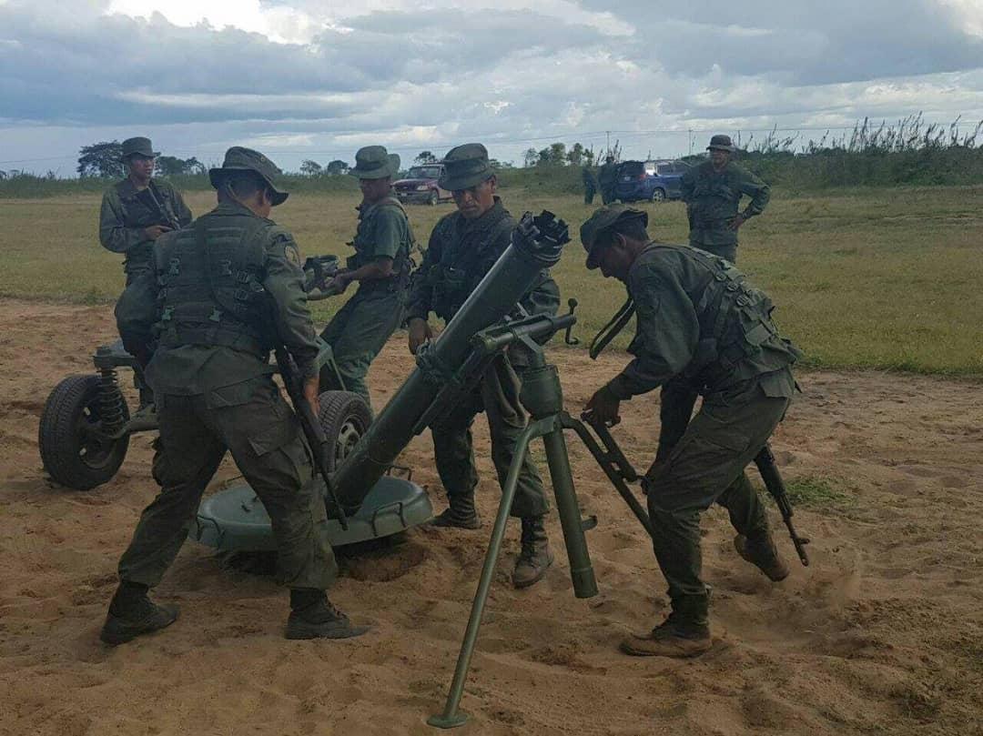 Dos militares muertos en Apure - Dos militares muertos en Apure