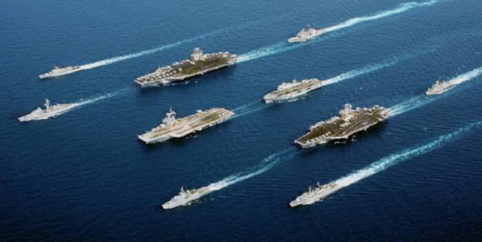 Rusia envía 15 buques del Caspio - Rusia envía 15 buques del Caspio
