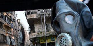 OPAQ suspendió a Siria por el uso de armas químicas