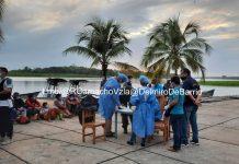 Rescatan a siete personas tras naufragio en Delta Amacuro