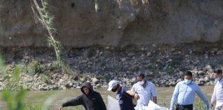 Abuelo y dos nietos se ahogan al cruzar río Táchira - Abuelo y dos nietos se ahogan al cruzar río Táchira