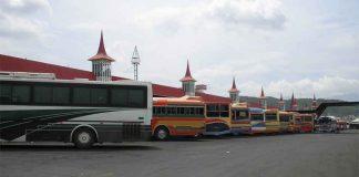 Terminales del país - Terminales del país