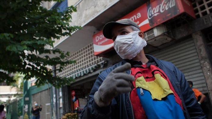 Venezuela registró 1.244 nuevos casos de Covid-19