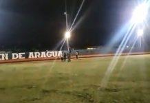 Tren de Aragua tiene un estadio de béisbol - Tren de Aragua tiene un estadio de béisbol