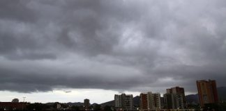 La primera lluvia de 2021 - La primera lluvia de 2021