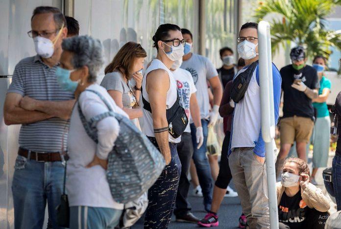 Venezuela registró 1.317 nuevos casos de Covid-19