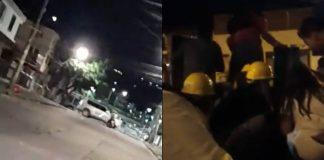 Sujetos dispararon a manifestantes en Cali