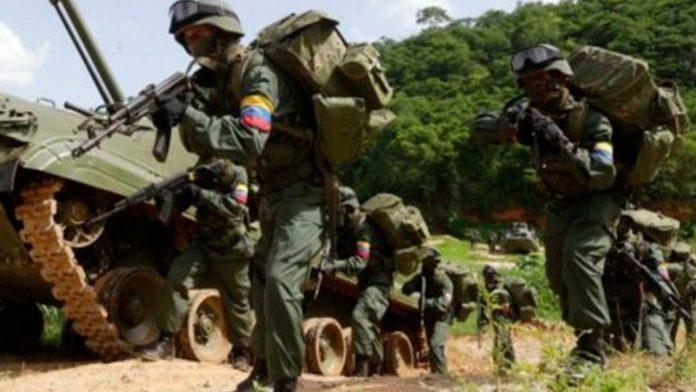 FANB exige liberación de ocho militares secuestrados . FANB exige liberación de ocho militares secuestrados