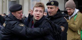 Unión Europea acordó redoblar las sanciones contra Bielorrusia